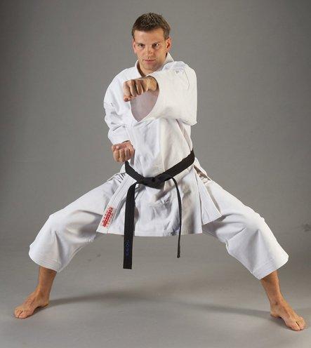 "Karateanzug ""Master"" weiß 16 oz."