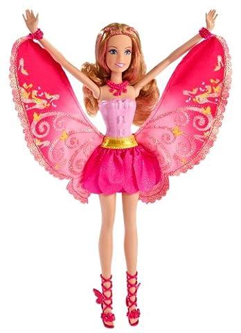 Barbie - T7350 - Poupée Mannequin - Fee Stylee
