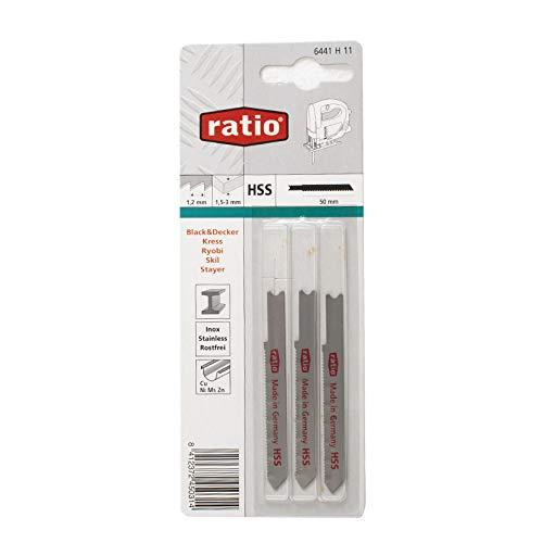Ratio 6441H11 - Sierra Caladora Ratio Para B&D Juego