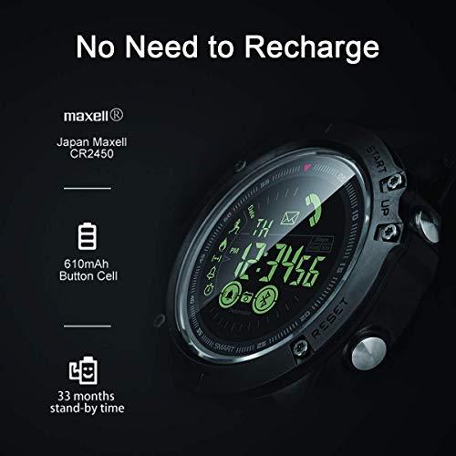 Smartwatch Tactical Watches GOKOO S10
