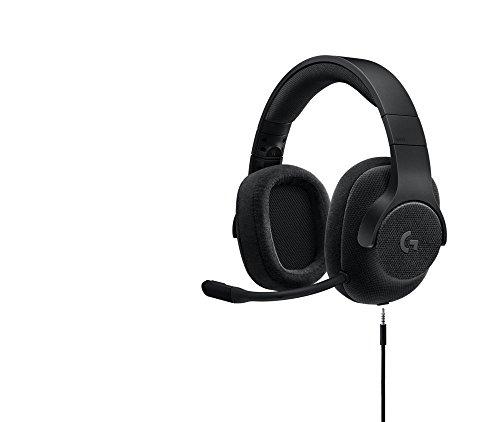 Logitech G433 Kabelgebundene Gaming Kopfhörer (7.1 Surround Sound, für PC, Xbox One, PS4, Switch, Mobiltelefon) schwarz - 11