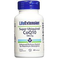 Life Extension Super Ubiquinol CoQ10 100mg (60