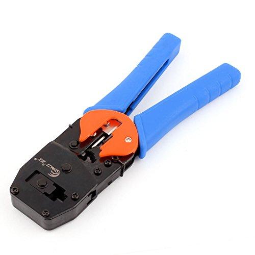 uxcell a15110600ux10148P8C 6P6C 6P4C 6P2C-Crimper Crimp Netzwerk Zange Handwerkzeug Cutter