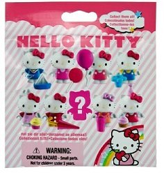 Hello Kitty Mega Bloks #10861 Series 2 Minifigure
