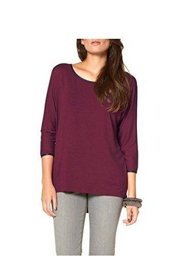 Shirt Langarmshirt Damen von Aniston Bordeaux