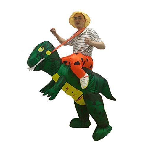8HAOWENJU Inflatable Dinosa, Inflatable Dinosaurs, Inflatable Dinosaur Costume, Inflatable Dinosaur Pants Gute Qualität und Haltbarkeit