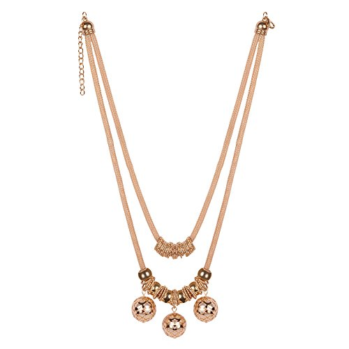 Perlen Halskette Cascading Kostüm Ornamente KC (Kostüme Kc)