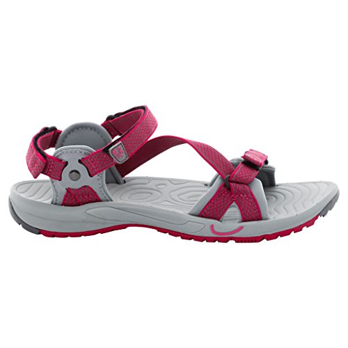 Jack Wolfskin Lakewood Ride Sandal Women - azaleared - 5