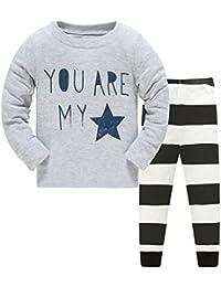 Qtake Fashion - Pijama Dos Piezas - para Niño