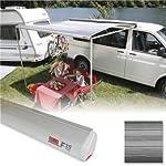 Fiamma F35 Pro 300cm 3m Caravan & Camper Van Awning Deluxe Grey/Titanium 06762D01T 7