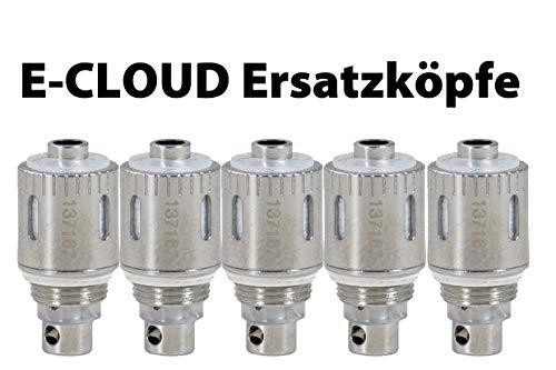 Silver Cig E-Cloud Ersatzcoils 5er Packung