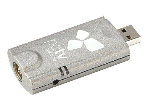 PCTV systems DVB-T/-C/ana QuatroStick nano 521e...
