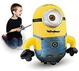 ich - Einfach Unverbesserlich RC ferngesteuert Jumbo Inflatable Minion Stuart Figur groß 79cm groß Kinder Kinder Spielzeug