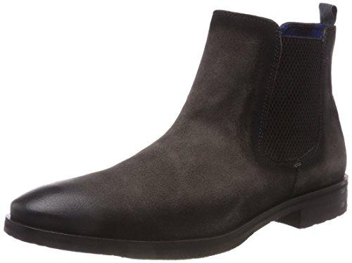 Daniel Hechter Herren 811211213400 Klassische Stiefel, Grau (Dark Grey 1100), 42 EU