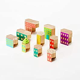 blocki tecture–Legno Architettura per Le Costruzioni di James Paulius