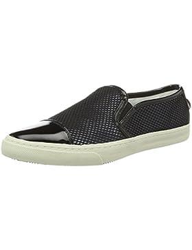 Geox Damen D New Club G Sneakers