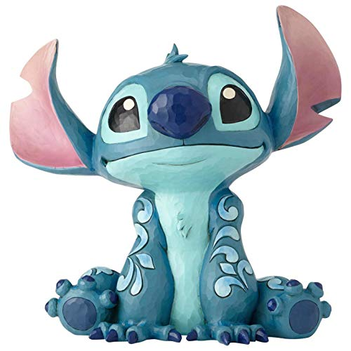 Disney Traditions Big Trouble - Stitch Statement Figur -