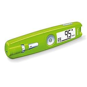 Beurer Blutzucker Messgerät GL 50 mg/dl grün