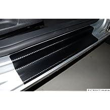 Listones de Umbral Para Mercedes Viano pantalla de carbono 160µm Stark