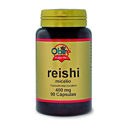 Reishi 400 mg 90 cápsulas