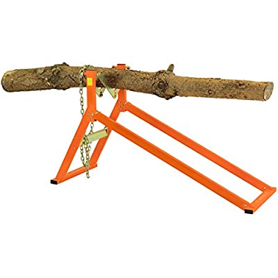 Forest Master Ltd Sawhorse, Orange