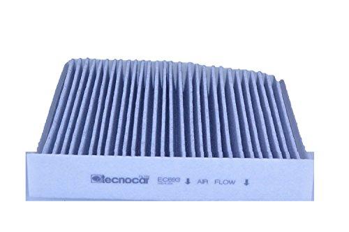 TECNOCAR-PURFLUX TCEC693 F.ABITACOLO MERCEDES CL.A/CL.B
