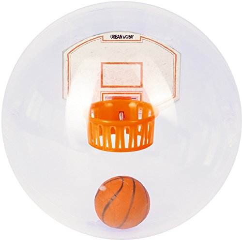 Spiegelburg 14316 Basketball-Kugel Spiel FITNESSTRAINER Urban&Gray