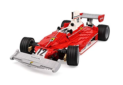 XINGBAO Red Power Racing Car, 2405 Teile, Dream-Car-Serie -