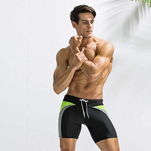Der Kostüm Ohne Mann Namen - QWE Fünf high - end - Nylon - Hosen, für Männer und Knaben - Männer - Badehose, Spa - Boxer - Badehose