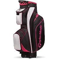 TaylorMade Ladies 2016 Pro Cart 4.0 Cart Bag Womens Golf Trolley Bag 14-Way Divider