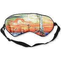 Sleep Eye Mask Oil Rainbow Waves Lightweight Soft Blindfold Adjustable Head Strap Eyeshade Travel Eyepatch E15 preisvergleich bei billige-tabletten.eu