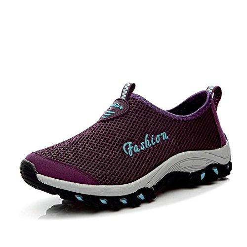 Men's Mesh Breathable Hiking Shoes 4