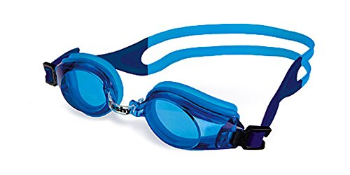 Herren Anti Nebel Schwimmbrille, Blau
