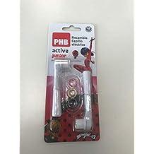 Phb - Recambio cabezal cepillo dental eléctrico active junior
