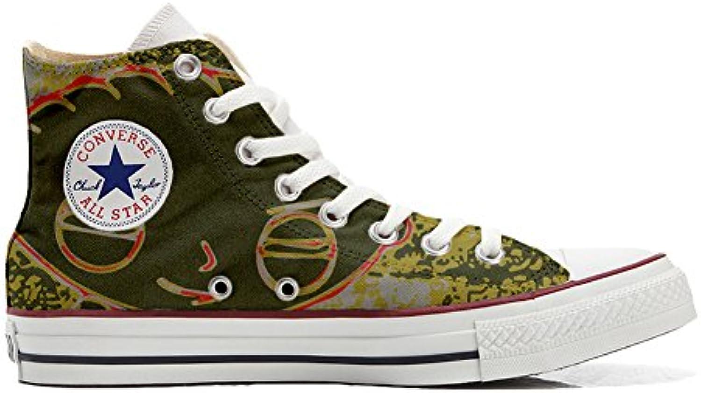mys Converse All Star Customized Unisex   Personalisierte Schuhe (Handwerk Produkt) Stewie Griffi   Size EU 39