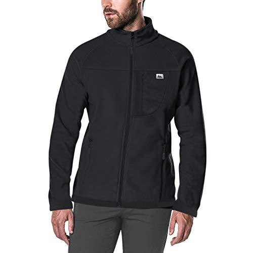 Lakeland Active Men's Latrigg Full Zip Fleece Jacket - Black - L -