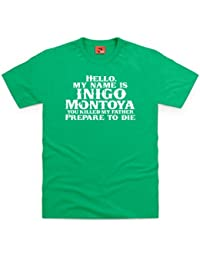 Inspired By The Princess Bride T-shirt - Inigo Montoya, Pour homme