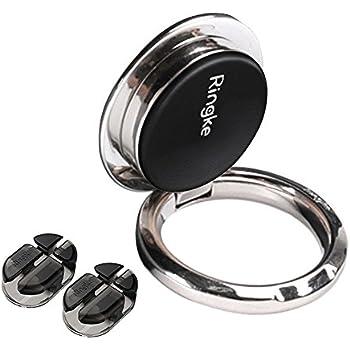 Ringke Prism Ring Téléphone Bague Support/Rotation Complète à 360 ° Poignée Kickstand Support