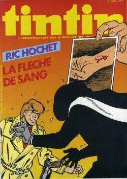 Ric Hochet - 36 - La Flèche de sang - p...