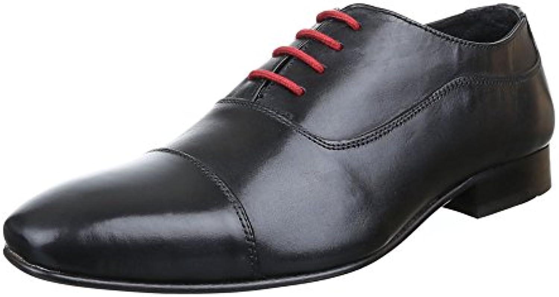 Ital Design Herren Schuhe  1010  Business Schuhe Leder SCHNüRER