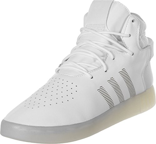 adidas Herren Schuhe / Sneaker Tubular Invader Weiß