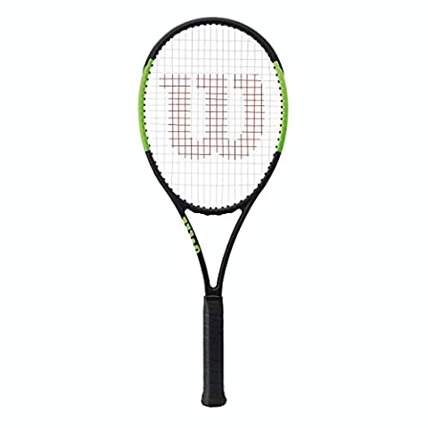 Wilson Blade 9818x 20cvfrm W/O Raquette de tennis Unisexe Adulte, Blade 98 18X20 CVFRM W/O, 4