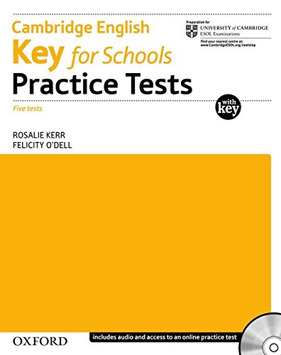 Key for Schools Practice Tests: with Key Pack