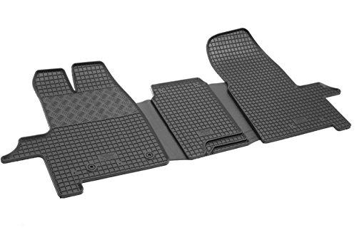 Preisvergleich Produktbild Passende Gummimatten (Nur Erste Reihe - 2-Plätzer) RIGUM-0965-1