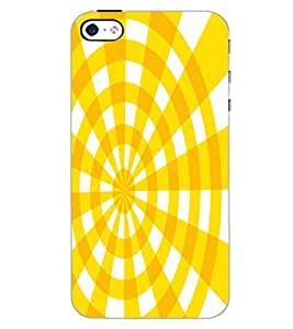 APPLE IPHONE 4S ILLUSSION Back Cover by PRINTSWAG
