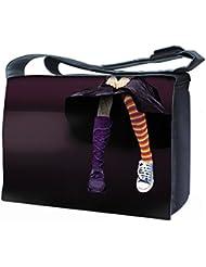 Luxburg Design sac bandoulière pour ordinateur portable 17Avec Bandoulière–Emo Girl