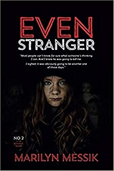 Book cover image for Even Stranger: A Roller-Coaster Of A Psi-Fi Thriller (Strange Series Book 2) Kindle Edition