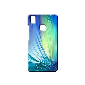 G-STAR Designer Printed Back case cover for VIVO V3 - G6136