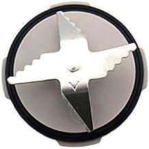 Batidora de repuesto cuchilla cuchillo unidad incluye anillo de sellado para Philips HR7627 HR7628 HR7629 HR7761