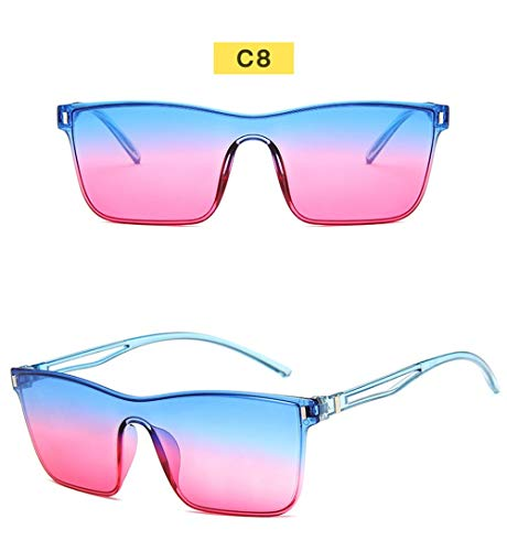 Wang-RX Sonnenbrille-Frauen-Schutzbrillen-Frau, die Sport-Frauen-modische Retro Sonnenbrille fährt - Grün Frauen-ski-schutzbrillen